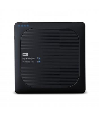 WD MY PASSPORT WIRELESS STORAGE 1TB