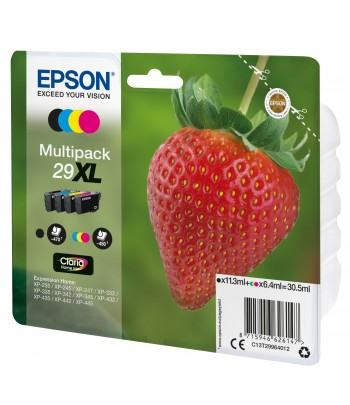 EPSON T29 FRAGOLA XL PACK