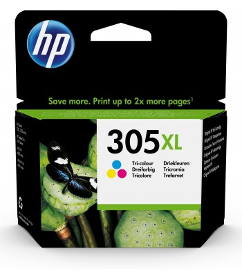 CARTUCCE HP 305XL CL