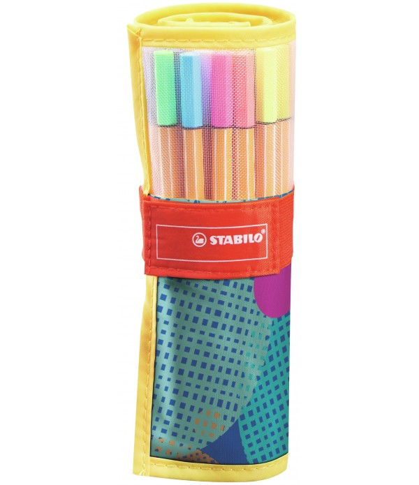 STABILO POINT 88 ROLLERSET INDIVIDUAL 25PZ