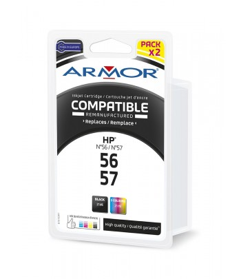 PACK2 ARMOR HP56   HP57