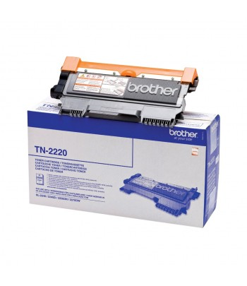 Toner BROTHER TN-2220 Nero