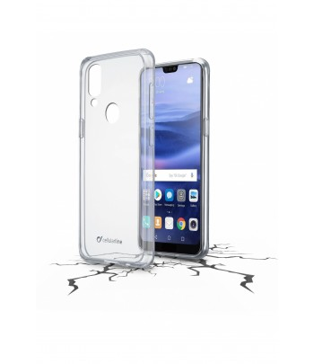 CUSTODIA RIGIDA CLEAR DUO P20 LITE TRASP