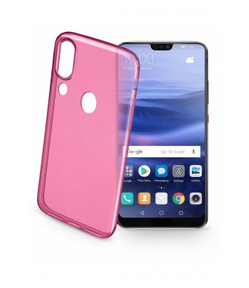 CUSTODIA BACK COLOR CASE P20 LITE ROSA