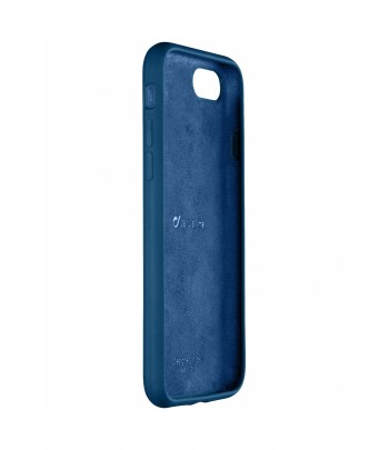 CUSTODIA SOFT TOUCH  IPH 8 7 BLU