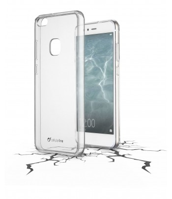 CUSTODIA RETRO CLEAR DUO P10 LITE TRASP